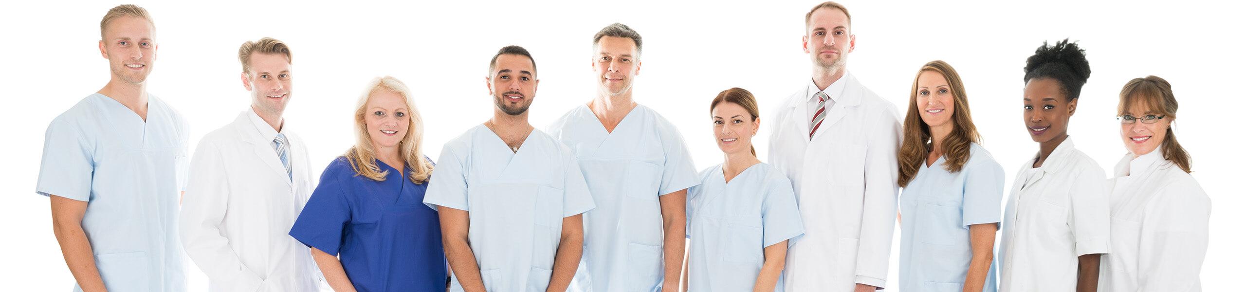 Team vårdpersonal